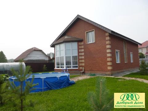 Дом с участком в п. Газовик - Фото 2