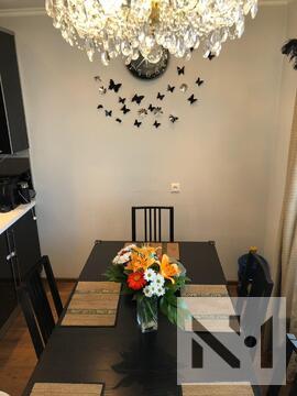 Продается большая трехкомнатная квартира с дизайнерским ремонтом - Фото 4