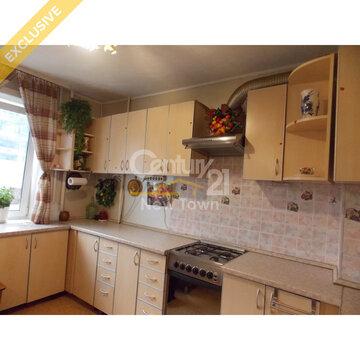 Дос 64 3х- ком., Купить квартиру в Хабаровске по недорогой цене, ID объекта - 320863789 - Фото 1