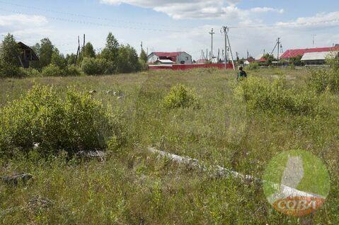 Продажа участка, Богандинский, Тюменский район - Фото 3