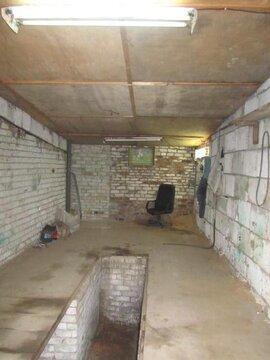 Продается кирпичный, большой гараж в районе Молокозавода, город Алекса - Фото 3