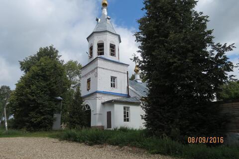 15 соток, Церковь, Газ, д. Григорово - Фото 2
