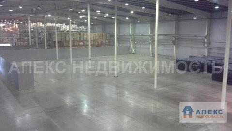 Аренда склада пл. 2000 м2 Видное Каширское шоссе в складском комплексе - Фото 3