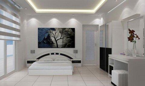 Продажа квартиры, Аланья, Анталья, Купить квартиру Аланья, Турция по недорогой цене, ID объекта - 313602592 - Фото 1