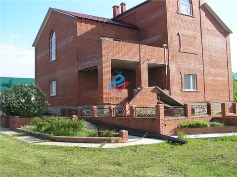 Коттедж в с. Булгаково 840 кв. м. на участке 32 соток - Фото 1