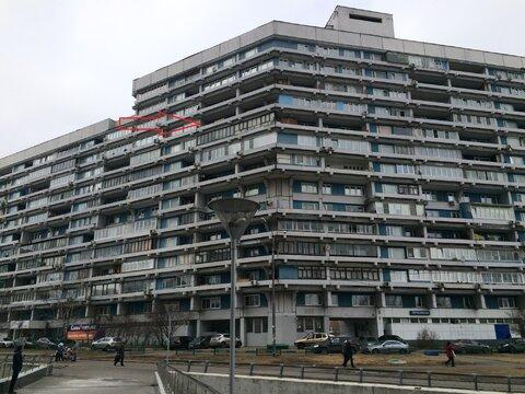 Продажа 4х комн квартиры Северное Чертаново 2к201 - Фото 1