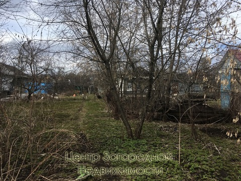 Участок, Щелковское ш, 1 км от МКАД, Балашиха. Участок 10,4 сотки с . - Фото 1