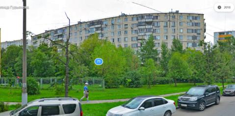 Продается 3-х комнатная квартира г. Москва, ул.Гурьянова д. 75 - Фото 1