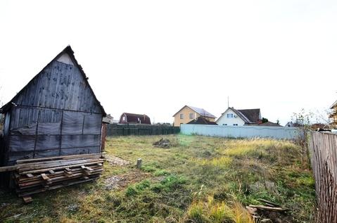 Продается зем. участок 6.6 сотокв д. Осташково - Фото 5