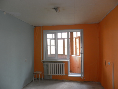 Однокомнатная квартира в Балакирево, ул.Вокзальная, д.12 - Фото 1