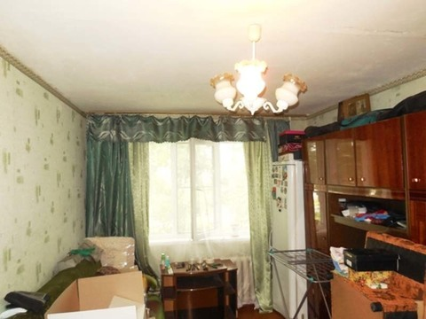 Комната в 3-х комнатной квартире 18 (кв.м). Этаж: 1/5 панельного дома. - Фото 1