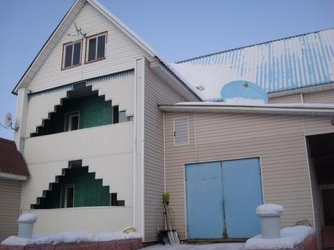 Продам дом в п. Хомутово, ул. 8 Марта - Фото 1