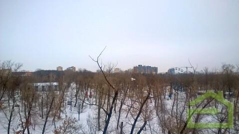 Однокомнатная 42 кв.м, Парковая, 8, окна на Парк - Фото 5