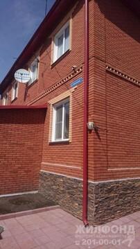 Продажа таунхауса, Новосибирск, Ул. Васюганская - Фото 5
