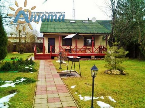 Продается дом в деревне Тростье, заповедника Барсуки Жуковского района - Фото 3