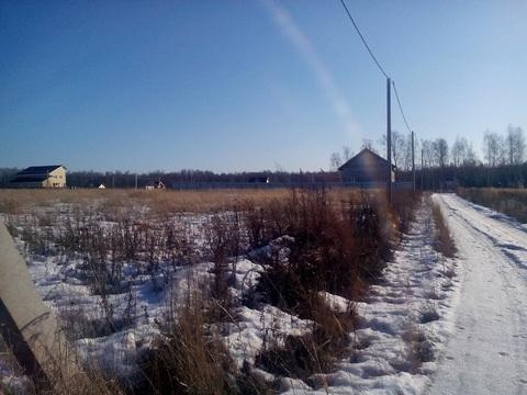 Шарапово с, Чеховский район 68 км от МКАД, участок 12,5 соток. - Фото 3