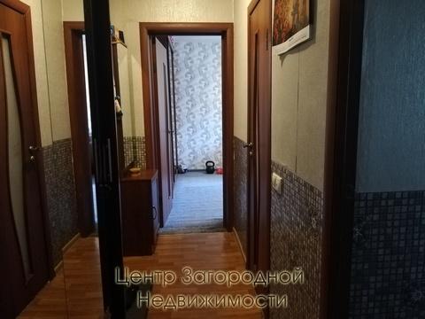 Двухкомнатная Квартира Область, улица Гагарина, д.2, Щелковская, до 20 . - Фото 5