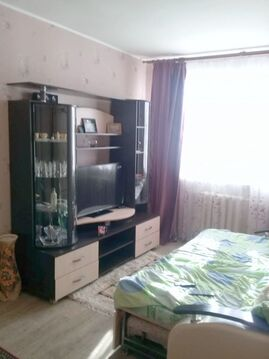1-комнатная квартира 34 кв.м. 3/4 кирп на Комсомольская, д.4 - Фото 1