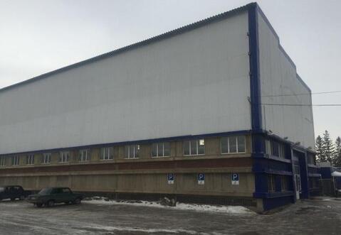 Продам производственную базу 2166 кв.м. - Фото 3