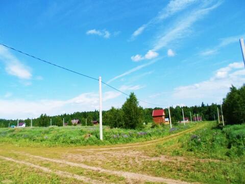 (ИЖС) Земельный участок 13.5 соток - Фото 1