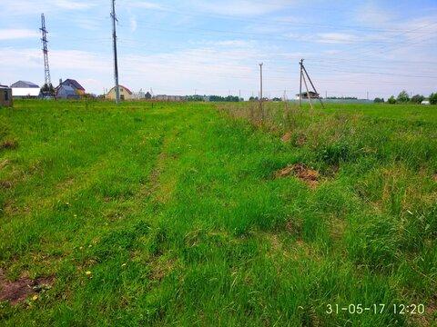 Земельный участок 11 соток г. Ясногорск Тульская область - Фото 2