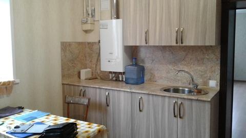 Продается кирпичный дом 46,6 кв.м. п. Бутырки. 18 км от Липецка. - Фото 1