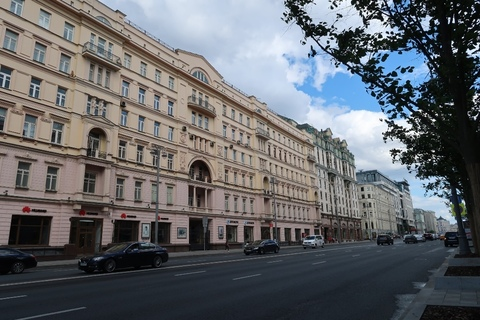 4х комнатная квартира на Тверской - Фото 1