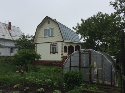 Обустроенная дача в охраняемом СНТ рядом с Сергиевым Посадом - Фото 2
