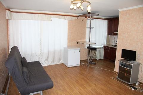 Аренда однокомнатной квартиры-студии в г.Волоколамск ул. Тихая д. 7 - Фото 1
