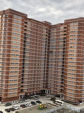1-к квартира, в новом монолитном доме - Фото 1