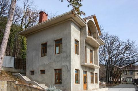 Уютный коттедж в закрытом поселке Горный, Ялта, р-н Ливадия - Фото 1