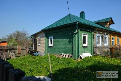 Продается полдома в городе Волоколамске на улице Академическая - Фото 2