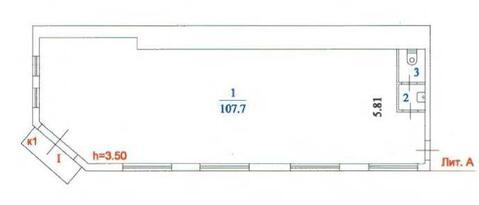 Аренда офиса 1692.1 кв.м. Метро Новокузнецкая - Фото 2