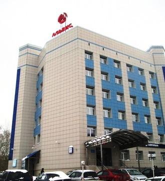 Офисный блок на 1 этаже бц_пл. Станиславского - Фото 5