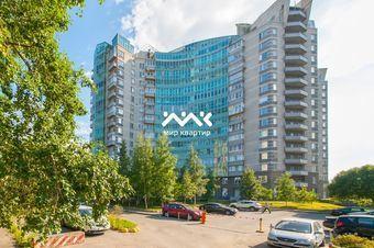 Продажа квартиры, м. Приморская, Ул. Одоевского - Фото 1