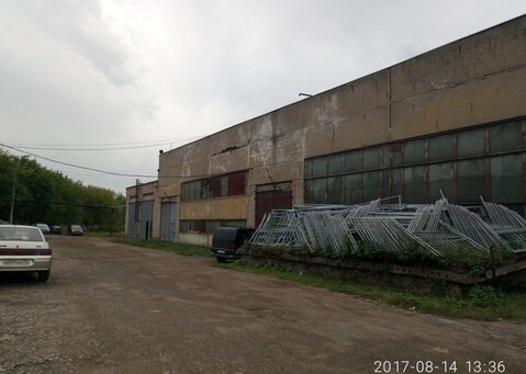 Сдается в аренду склад г Тула, ул Н.Островского, д 76 - Фото 3