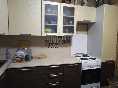 1к квартира 39 кв.м, 11/22 эт. на ул. Твардовского д18к2 - Фото 3