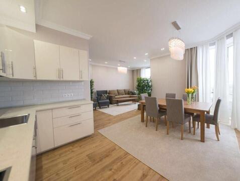Дизайнерская 3 комнатная квартира в ЖК Адмирал - Фото 3