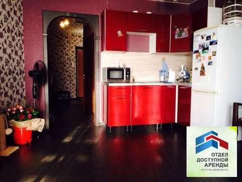 Квартира ул. Лермонтова 36, Аренда квартир в Новосибирске, ID объекта - 317621883 - Фото 1