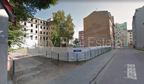 Продажа участка, Улица Йeрузалемес - Фото 1