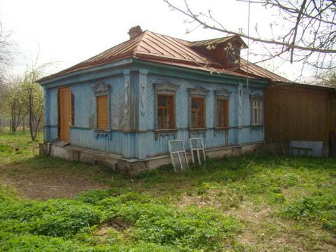 Дом -26,1кв.м, пгт Малино, Ступинский р-он, ул. Пионерская. - Фото 1