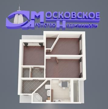 4-х ком кв, м. Кузьминки, ул. Зеленодольская, д.11 - Фото 1