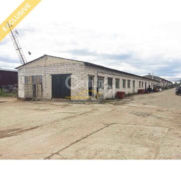 Производственная база по адресу г.Пермь, ул Новогайвинская, д 90 - Фото 4