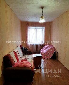 Комната Хабаровский край, Хабаровск ул. Ленина, 61 (62.0 м) - Фото 1