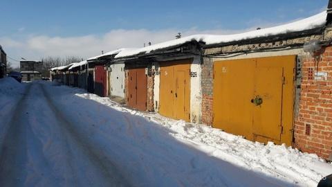Кирпичный гараж 24кв.м.