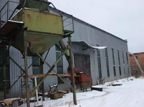 Производственная база 1304 кв.м. - Фото 5