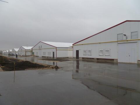 Продается складской комплекс в Московской области, Каширский район - Фото 1