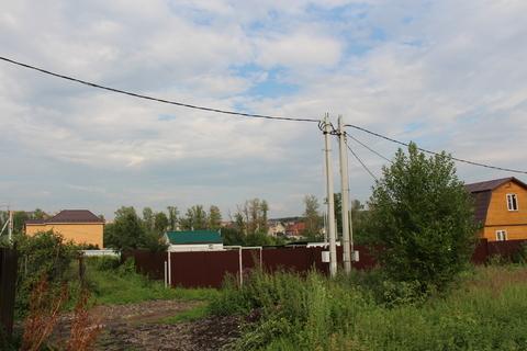 Г.Домодедово, СНТ Константиновец, 3.7 сотки. - Фото 1