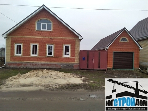 Продам дом 1-этажный дом 95 м ( кирпич ) на участке 13 сот. , 6 . - Фото 1