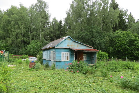 Дача в СНТ Искож-1, рядом Лес, Озеро - Фото 1